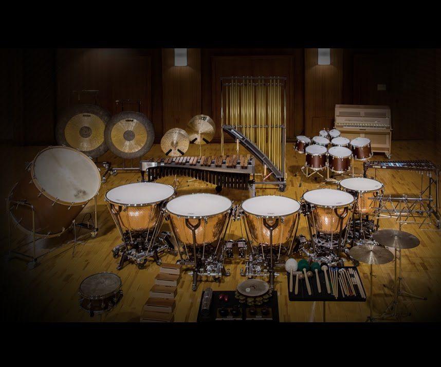 Drum Set Vienna Symphonic Library